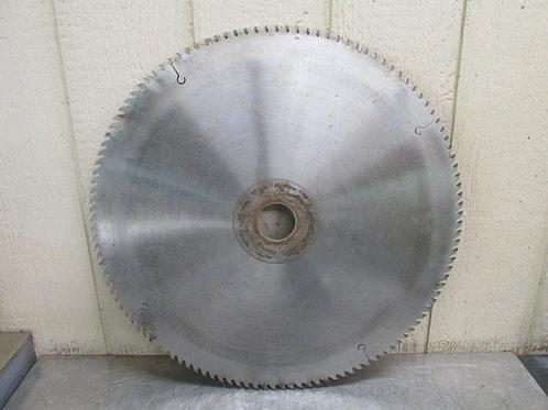 "North American 33269-92 Carbide Tooth Circular Saw Blade 23-1/2"" x 2-3/8"" Arbor"