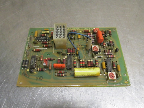 Lincoln NA-5 L-6445 Circuit Control Board 30 Day Warranty