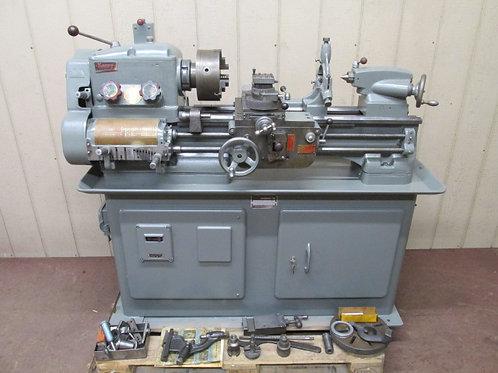 "Kerry Model AG1 Tool Room Metal Lathe 11"" x 24"" Variable Speed + Extras"