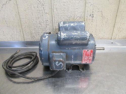 GE General Electric 5KC48WG311 Motor 3/4 HP 115/230v 1140 RPM 1 PH Frame 56