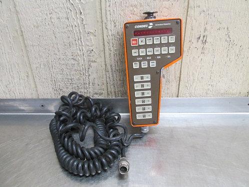 Condec Unimation 923EJ1 Controller Control Push Button Pendant