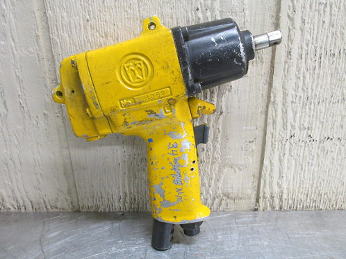 """Uryu UX-T800 Pneumatic Impact Wrench Oil Pulse Driver 3/8"""" Torque 22-33 ft/lbs"""