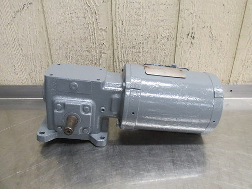 Reliance Electric Gearmotor 1/2 HP 35 RPM 50:1 Ratio 230/460v Tigear MR94756HQY