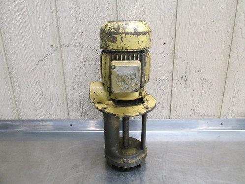 Brinkmann T160/200 Machine Immersion Coolant Pump 3 PH