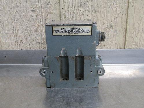 Cincinnati Milacron Acraflow 302170-FA Hydraulic Servo Valve 28 GPM 3000 PSI