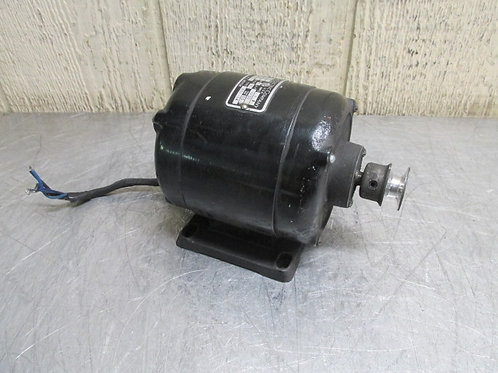 Bodine NSI-34 Electric Motor 1125 RPM 1/30 HP 1 PH 115v