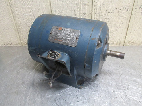 Reliance R1832M15-EL Electric Motor 1.5 HP 1725 RPM 115/230v 1 PH Single Phase