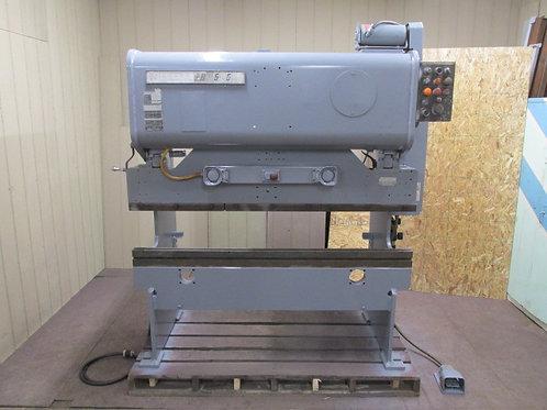 """Niagara IB25-5 Mechanical Press Brake 25 Ton  6' Ft Bed (72"""") 10 Gauge  IB25-5-6"""
