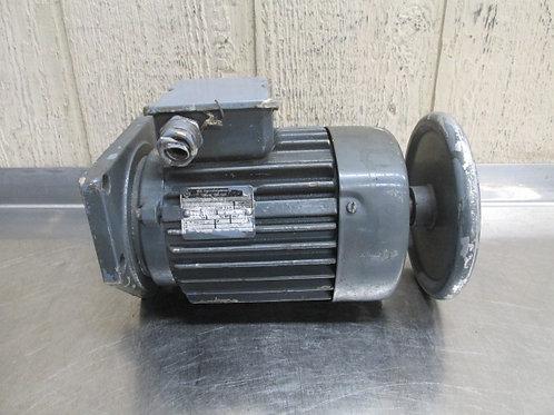 VEB Elektromotorenwerke KMR-71-G2 Electric Motor 1.5 HP 230/460v 3 PH
