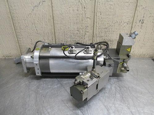 SCA Schucker ADKE-6000-H Adhesive Dosing Unit Cylinder Body 40:1 80ccm