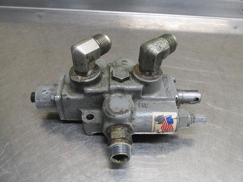 Prince 3045 Hydraulic Directional Control Valve Single 1 Spool w/Flow Control