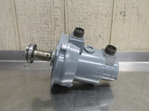 Yaskawa PMES-12-FC Electric Print Motor 3000 RPM 42v DC 200W TFUE-05ZC7