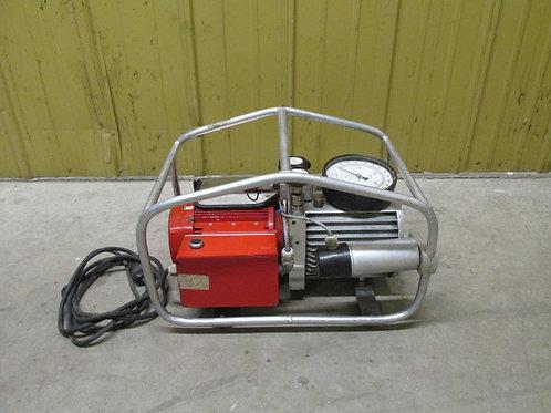 ITH 34.11117 Portable Electric Hydraulic Pump Power Unit 1500 bar 115v 1 PH