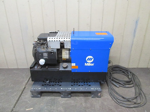 Miller Trailblazer 250G Portable Gas Welder Generator 3 KVA