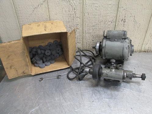 Dumore ??? Lathe Tool Post Grinder 1/6 HP 115v