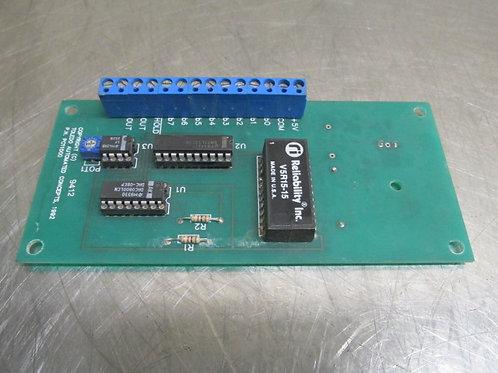 Toledo PC11000 Circuit Control Board 30 Day Warranty