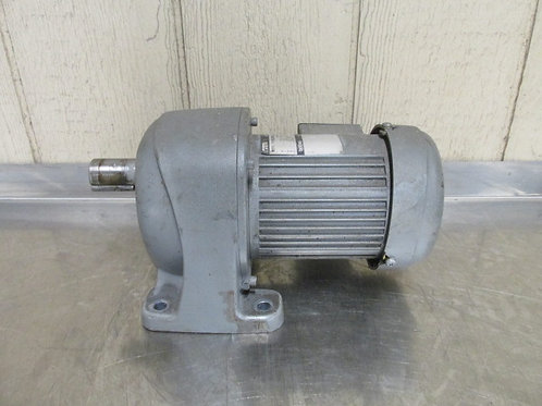 GTR GLMG120K4A Gearmotor 1/4 HP 208/230/460v 3 PH 120:1 Ratio 13/13.91 RPM