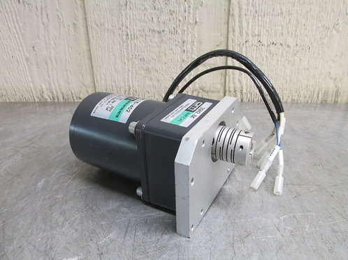 Oriental MSM315-402 Variable Speed Motor Gearmotor 3GN3.6K Gearbox 3.6:1 Ratio