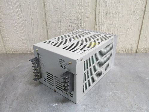 Omron S82F-2424P Power Supply AC Input 24VDC Output