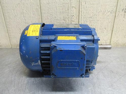 Elektrim Type ESg Electric Motor 1745 RPM 1.5 HP 3 PH 230/460v