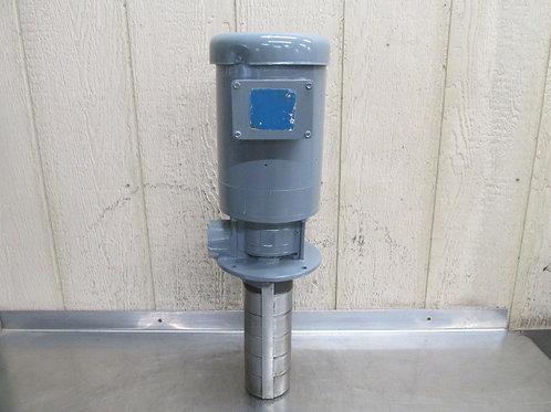 Grundfos SPK8-3/3 U-W-A-CVBV Machine Immersion Coolant Pump 42 GPM