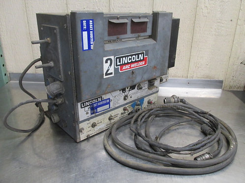 Lincoln NA-5 Remote Controlled DC Arc Welder Automatic Welding System