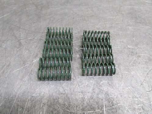 """Danly 9-0805-26 Green Die Spring 1/2"""" x 1-1/4"""" Replacement Spring Lot of 11"""