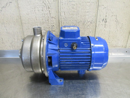 Ebara 2CDXU 70/206 T2 Pump Centrifugal 5.2 - 26.4 GPM 2 HP 3 PH 230/460v