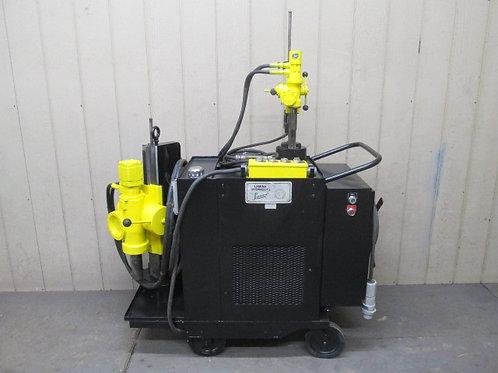 Lamina Hydraulics Portable Hydraulic Drill Unit Magnetic Base H15010P B10065P