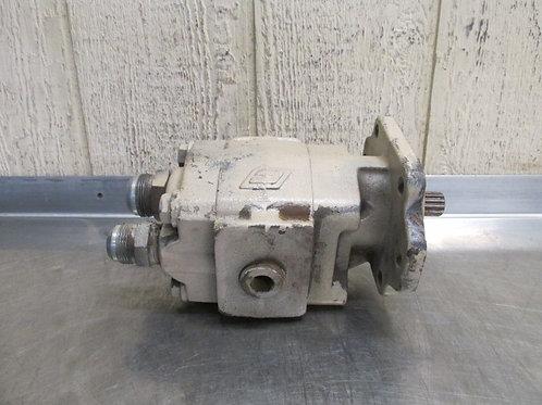Commercial Parker No. P20A346QUYF20-25 Hydraulic Gear Pump 13.5 - 39 GPM