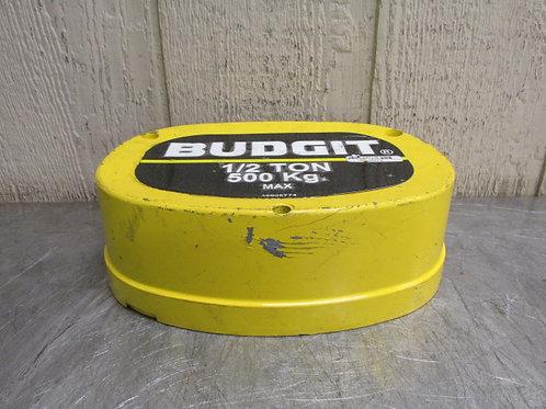 Budgit 32908774 Electric Chain Hoist End Cap Cover 1/2 Ton 1000 Lbs