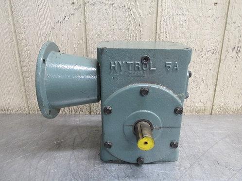 Hytrol 5A 5AC 40-1 LH Gear Reduction Box Speed Reducer Gearbox 40:1 Ratio