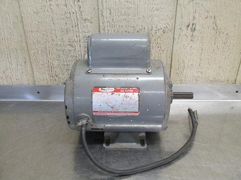 Dayton 6K232B Electric Motor 1 HP 115/230v 3450 RPM 1 PH Frame 56
