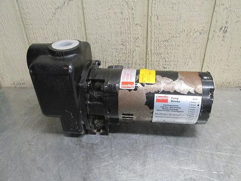 Dayton Model 4UA64A Centrifugal Pump 75 GPM Max 3 PH 230/460v 3/4 HP