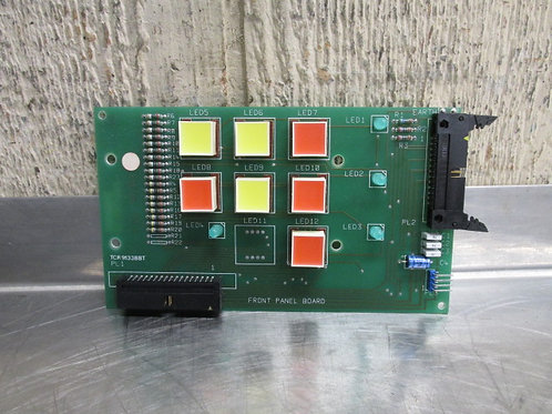 Domino 23073B Ink Jet Printer Circuit Control Board Push Button Panel