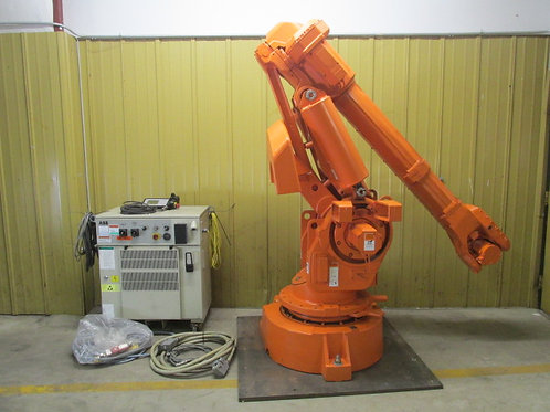 ABB IRB6400-M97 5-Axis Robot with Controller