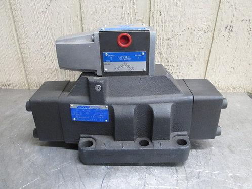 Vickers DG5V-10-A-0A-XETMB10 Hydraulic Directional Control Valve DG4S4-012A-50