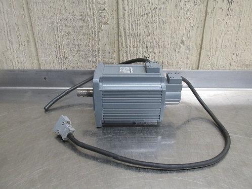 Mitsubishi HA-FH63-UL AC Servo Motor 3000 RPM 600W