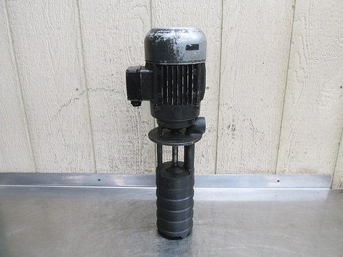 Brinkmann 85S270+001 Immersion Coolant Pump 3 PH 230/460v .85 HP 15 GPM