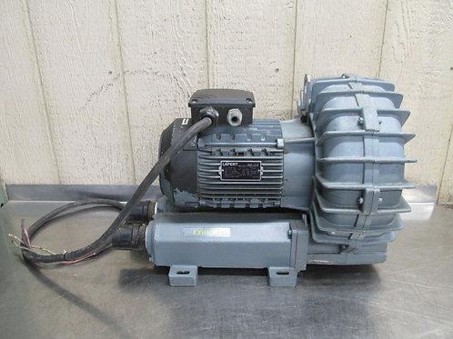FPZ SCL-40DH-MOR Regenerative Blower Vacuum Pump 98 CFM 3 HP 230/460