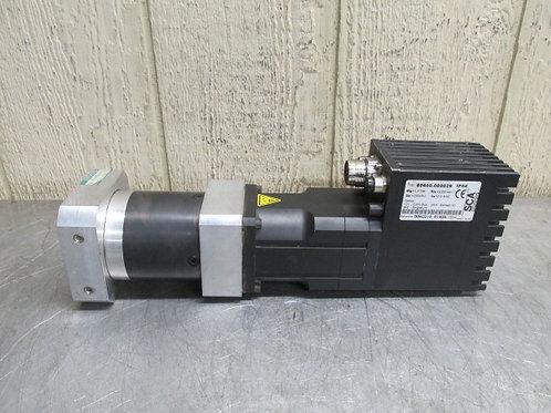 SCA Schucker 80450.000029 Servo Motor with Gear Reducer S0-GTR-80 Gearbox