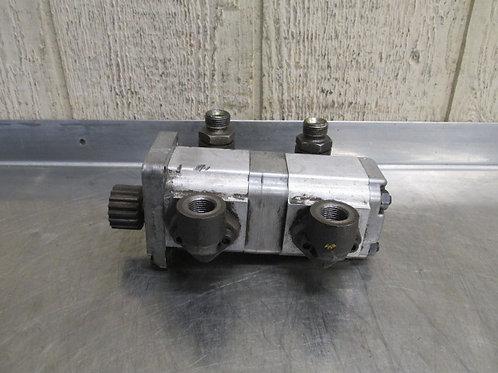Lamborgini HLSD-XP-160 Tandem Hydraulic Gear Pump 4.81 GPM