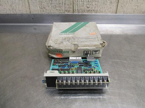 Hitachi AGM-IV 1696-7420-01K29 Programmable Controller Analog Input Module