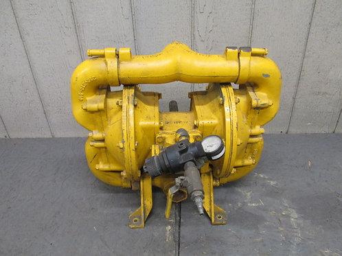"Warren Rupp Sandpiper SA2-A 2"" Pneumatic Double Diaphragm Pump Air Powered"
