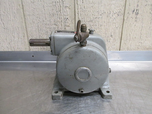 Syncrogear F-1839-00-168 Gear Reduction Box Speed Reducer Gearbox 21:1 Ratio
