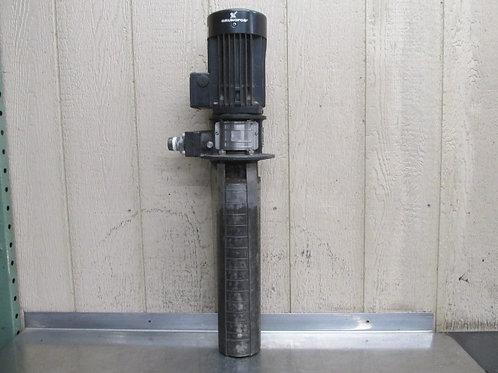 Grundfos CRK4-140/3 A-M-A-AUUV Machine Immersion Coolant Pump 11 - 39.6 GPM