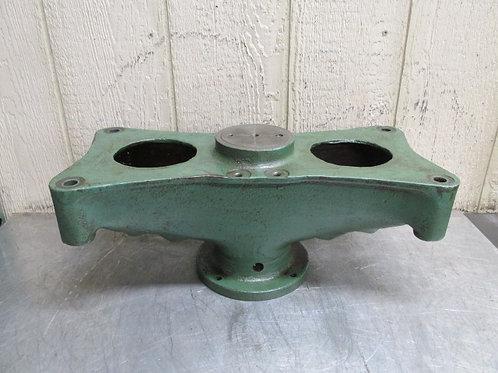 Rainhart Model 415 Concrete Beam Breaker Tester Hydraulic Cylinder Press Casting