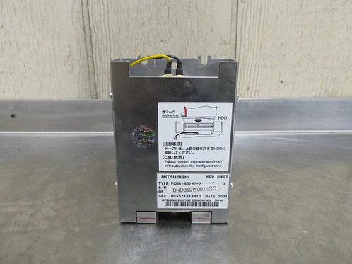 Mitsubishi FCU6-HD242-3 Hard Drive HDD Unit Module 30 Day Warranty