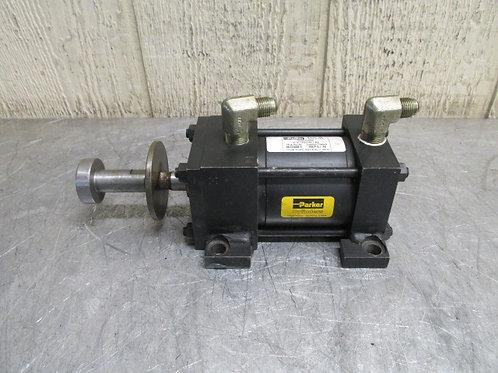 "Parker 02.50 C2AU14A 1.500 Heavy Duty Pneumatic Air Cylinder 250 PSI 2.5"" Stroke"