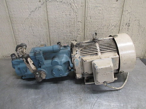 Daikin VD4-15A1R-95 Hydraulic Piston Pump & DS-14P-20-S2 Vane Pump 5.83 GPM 7.13